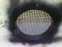 Reserveradmuldenausbau Ibiza 6L - Herstellung Abdeckplatte 60