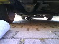 Reserveradmuldenausbau Ibiza 6L - Herstellung Abdeckplatte 94