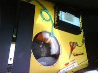 Reserveradmuldenausbau Ibiza 6L - Herstellung Mittelplatte 30