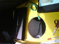 Reserveradmuldenausbau Ibiza 6L - Herstellung Mittelplatte 31