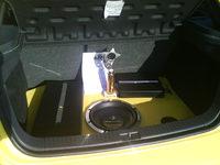 Reserveradmuldenausbau Ibiza 6L - Herstellung Mittelplatte 34