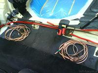 Reserveradmuldenausbau Ibiza 6L - Kabelage 27