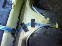 Reserveradmuldenausbau Ibiza 6L - Kabelage 37