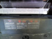 Reserveradmuldenausbau Ibiza 6L - Kabelage 55