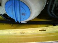 Reserveradmuldenausbau Ibiza 6L - Kabelage 6