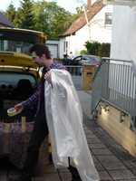 Reserveradmuldenausbau Ibiza 6L - Laminierung - Abkleben 13