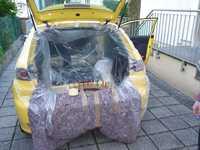 Reserveradmuldenausbau Ibiza 6L - Laminierung - Abkleben 14