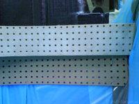Reserveradmuldenausbau Ibiza 6L - Laminierung V2 - Grundform 3