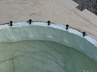 Reserveradmuldenausbau Ibiza 6L - Laminierung V2 - Mittelplattenbefestigung 11