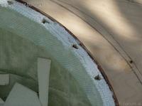 Reserveradmuldenausbau Ibiza 6L - Laminierung V2 - Mittelplattenbefestigung 8
