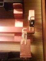 Reserveradmuldenausbau Ibiza 6L - Stromschienen 7