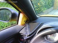 Verstellbare Höchtöneraufnahme - Modellierung Spiegeldreiecke 15