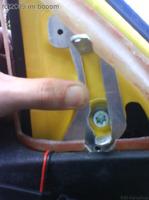Verstellbare Höchtöneraufnahme - Modellierung Spiegeldreiecke 17