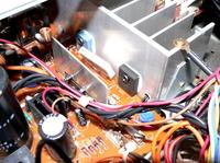 Nordmende PA 1260 Endtransistoren