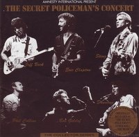 Cover The Secret Policeman's Concert