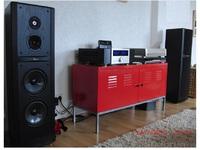Advance Acoustic und Infinity Kappa 80
