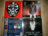 Schallplatten vom 19. 4 006