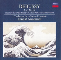 Debussy Ansermet
