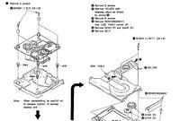CDP 990 Montage der Laufwerkseinheit