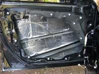 Türdämmung Mazda3