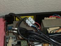 Ebay: Sony CDP-302ES - kreative Stromversorgung