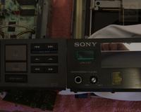 Farbunterschiede der ersten Sony ES Generation aus den frühen 1980ern