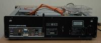 HTPC auf Sony ES CD-Player Basis Rückseite