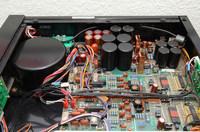 SONY DAS-702ES Spannungsboard