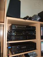 Sony ES - Anlage aus den 80ern