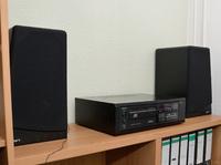 Sony ES aus den 1980erm