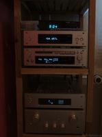 Sony Midi-ES als Radiowecker