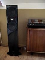 German Maestro Linea S F-one, Lautsprecher
