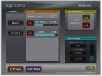 Webinterface AV-R773