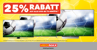 Medimax 25% Aktion
