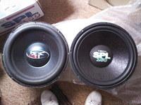 Soundstream SPL 160 und Rockford Fosgate HE 15 Zoll