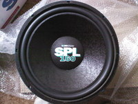 Soundstream SPL 160