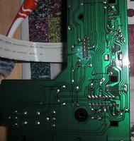 sony f170 source direct schalter platine hinten