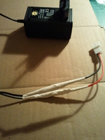 Kabel zusätzlich fixiert