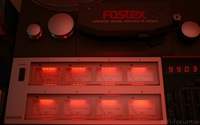 Fostex A-8   8Spur Maschine 38cm/sec mit 1/4Tel Zoll band