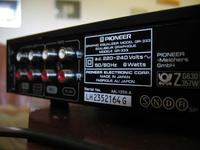 pioneer GR 333-2