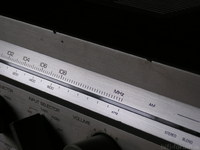 Yamaha CR640 Front