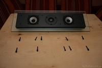 Umbau Teufel Motiv 6: Gehäuseschrauben