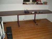 schreibtisch ber gesamte zimmerwand sonstiges hifi forum. Black Bedroom Furniture Sets. Home Design Ideas