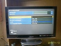 Pegelwerte Testtransponder Astra 19.2