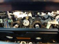 Pioneer CT-900S - Laufwerk ge?ffnet - Idler