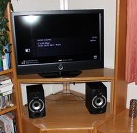 Tannoy mit Fernseher