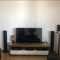 TV + Lowboard