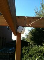 Terrassenbeschallung
