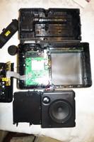 Sony XDR-S61D, zerlegt