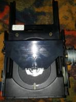 Oberseite Lasereinheit
